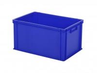 Bac gerbable - 600x400xH320mm - bleu 30.632.RDH.3