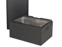 Caisse isolante - 600x400xH230mm - 30 litres