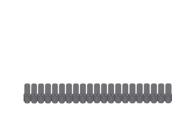 Séparateur pour bacs gerbables - 1104 x 45 mm
