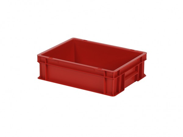 Bac gerbable - 400x300xH120mm - rouge