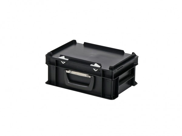 Valise - 300x200xH133mm - noir