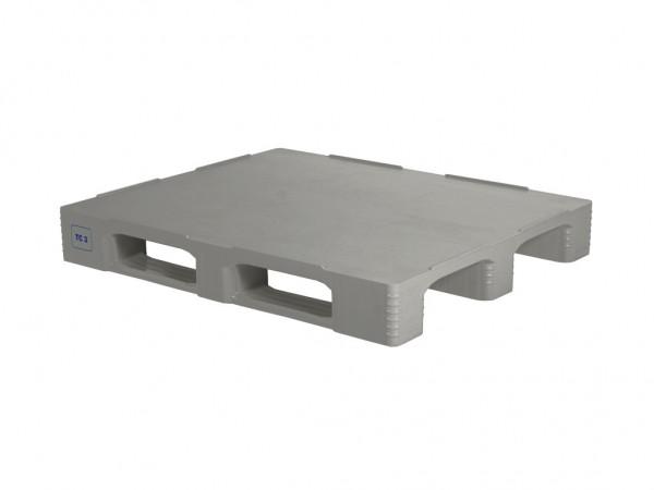 Palette en plastique ISO type TC3 - 1200x1000mm